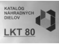Katalóg LKT 80